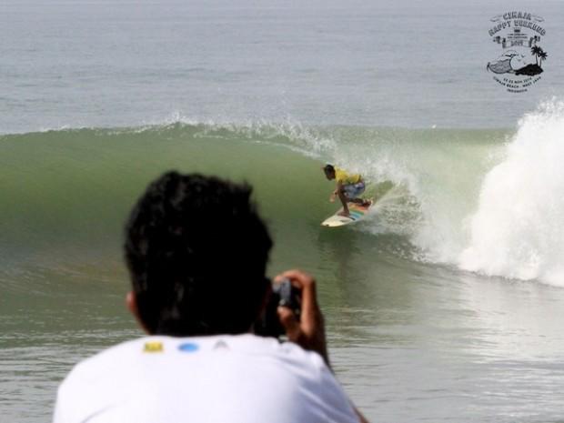 Cimaja Happy Weekend 2014 Surfer Muhi