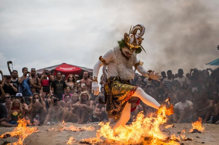 2014 Traditional Opening Ceremony - pic; Mick Curley